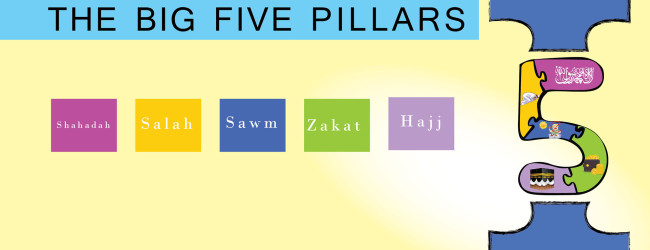 The Big Five Pillars
