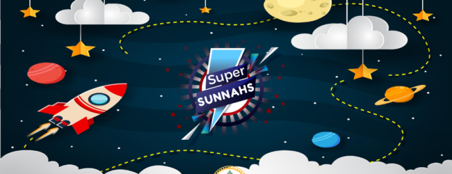Super Sunnahs: Sunnahs of Sleeping & Waking